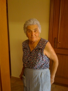 Laura's nonna