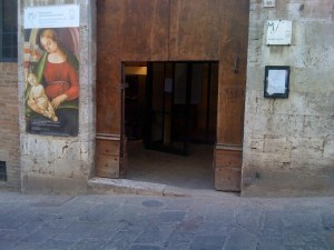 A visit to the Museo Civico of Montepulciano