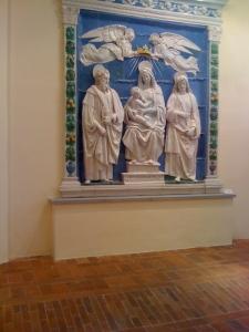 A work in terracotta