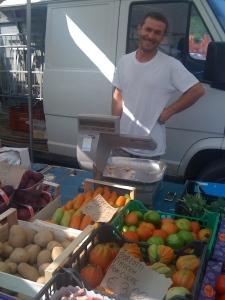 my fruit vendor