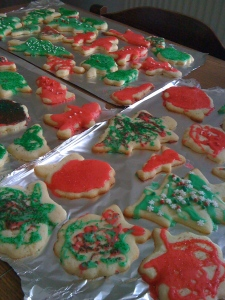Sugar cookies for everyone...